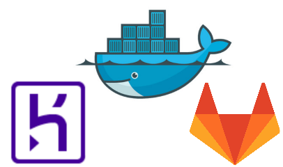 Deploying Docker Containers from GitLab to Heroku